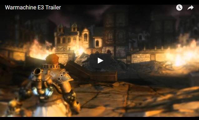 2011 Warmachine E3 Trailer….WHYYYY!!!