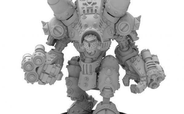 New Behemoth Sculpt