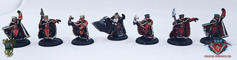 The Bearded Men of Khador