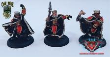 Zerkova's Greylord Unit