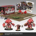 Khador New Battlebox
