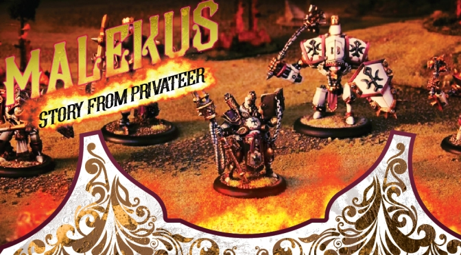 MENOTH STORY ON MALEKUS: FROM PRIVATEER NEWSLETTER